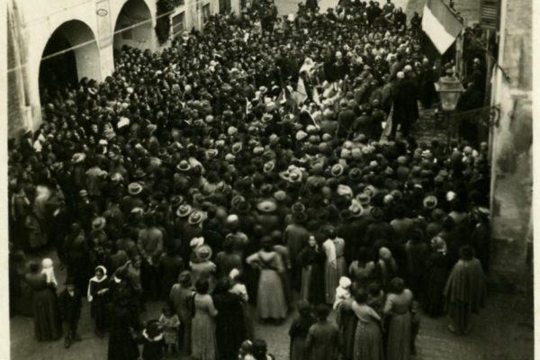 Archivio Famiglia Giannelli Tredozio 1918
